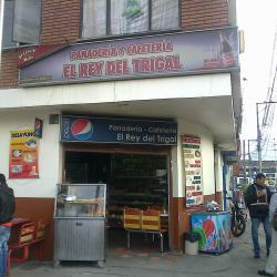 Panadería y Cafetería El Gran Trigal en Bogotá