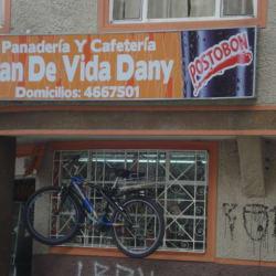 Panadería Y Cafetería Pan De Vida Danny en Bogotá