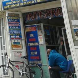 Internet Cabinas Telefónicas  en Bogotá
