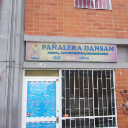 Pañalera Dansam en Bogotá