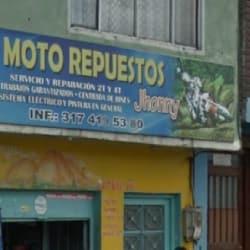 Moto Repuestos Jhonny en Bogotá