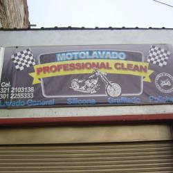 Motolavado Professional Clean en Bogotá