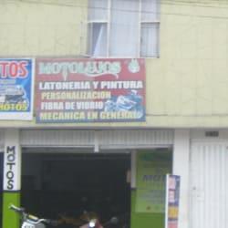 Motolujos en Bogotá