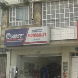 Motorallys en Bogotá