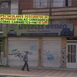 Muebles Guimo en Bogotá