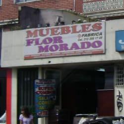 Muebles Flor Morado en Bogotá