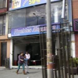 Muebles Alejandra en Bogotá