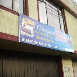 Muebles Andrely en Bogotá