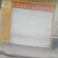 Emerkit Extintores en Bogotá