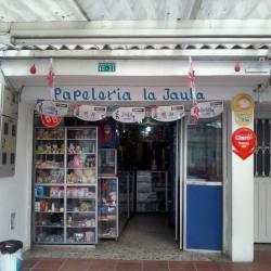 Papelería La Jaula en Bogotá