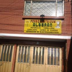 Ferrelécticos Alberan en Bogotá