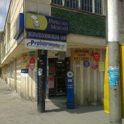 Papelería Moriah en Bogotá