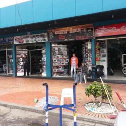 Accesorios Mesetas Puerto Libre en Bogotá