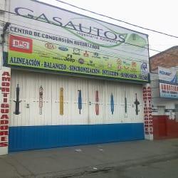 Gasautos en Bogotá