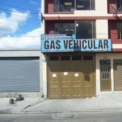 Gas Vehicular en Bogotá
