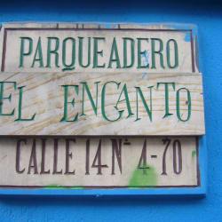 Parqueadero El Encanto en Bogotá