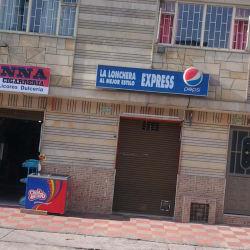 La Lonchera Express en Bogotá