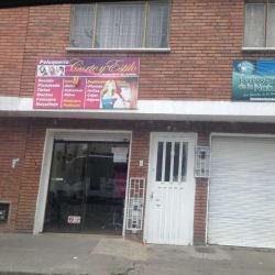 Peluquería Corte y Estilo  en Bogotá