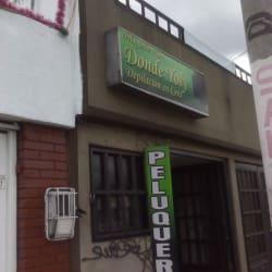 Peluquería Donde Yoli en Bogotá