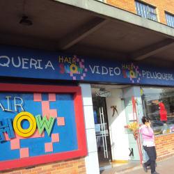 Peluquería Hair Show en Bogotá