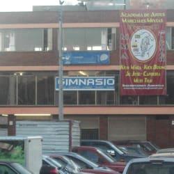 Gimnasio Target en Bogotá