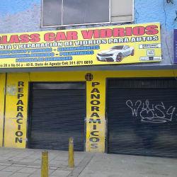 Glass Car Vidrios en Bogotá