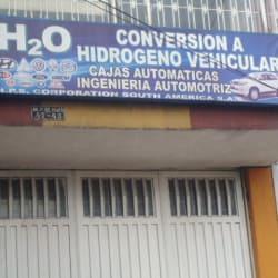 H2O en Bogotá