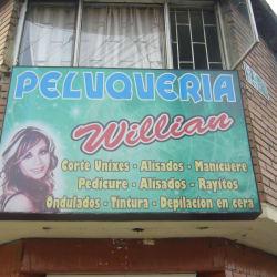 Peluquería Willian en Bogotá