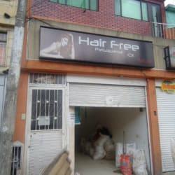 Hair Free en Bogotá