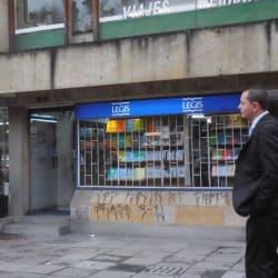 Librería Legis Country en Bogotá