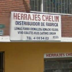 Herrajes Chelin en Bogotá