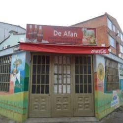 Merca Verduras De Afán  en Bogotá