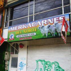 Merkacarnes Del Norte en Bogotá