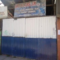 Metálicas J.R en Bogotá