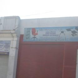 Metálicas S.R. en Bogotá