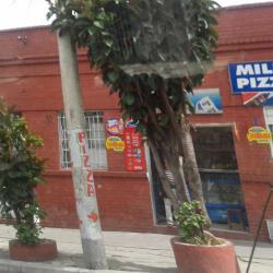 Miller Pizza en Bogotá