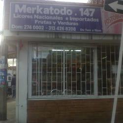 Merkatodo 147 en Bogotá