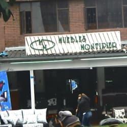 Muebles Montipler en Bogotá