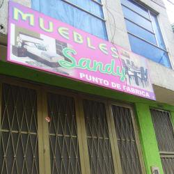 Muebles Sandy en Bogotá