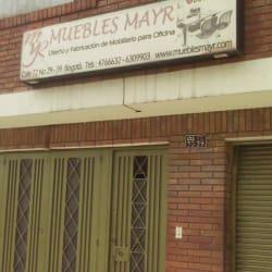 Muebles Mayr en Bogotá