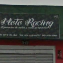 Moto Racing Calle 51 en Bogotá