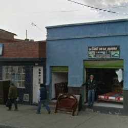 La Casa de la Alcoba en Bogotá