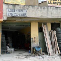 La casa de la Formaleta en Bogotá