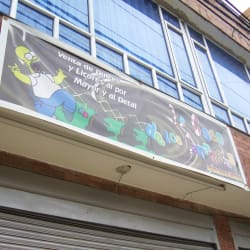 La Casa de los Caramelos  en Bogotá