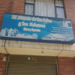 El Mundo de los Hilos y los Adornos en Bogotá