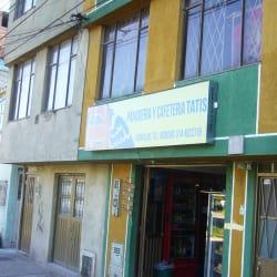 Panadería y Cafetería Tatis en Bogotá