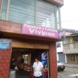 Panadería y Cafetería vivipan en Bogotá
