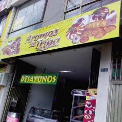 Panadería y Cafetería Aromas De Trigo en Bogotá