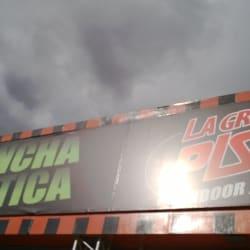 La Gran Pista en Bogotá