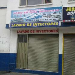 Laboratorio todo En Fuel Injeccion en Bogotá